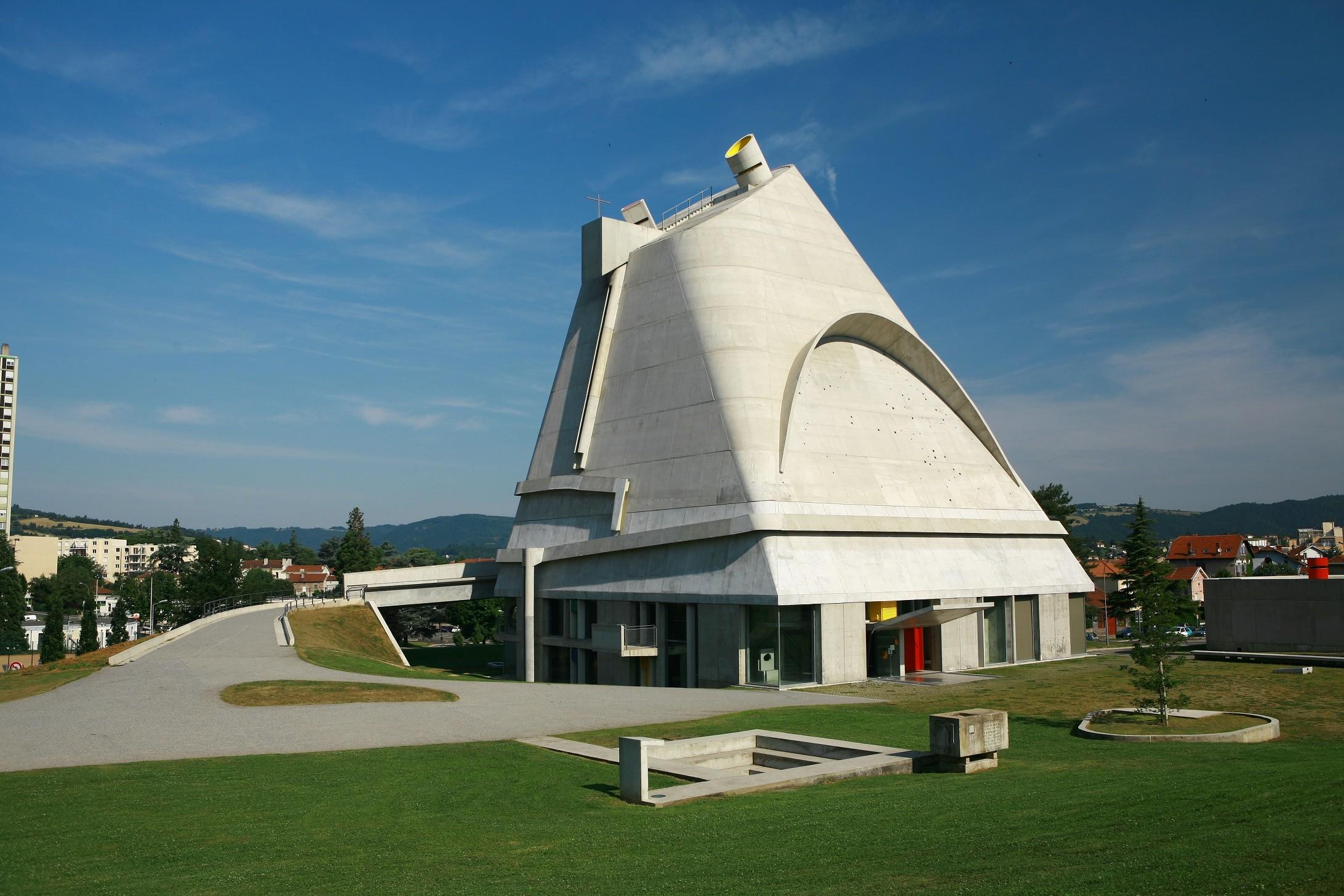 Trenta© Conception, Le Corbusier architecte, José Oubrerie assistant (1960-65). Réalisation, José Oubrerie architecte (1968-2007)