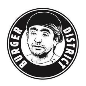 logo burger district