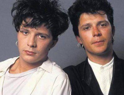 Nicola et Stéphane Sirkis
