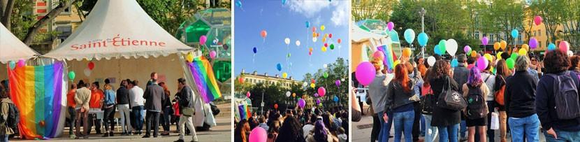 Journée de lutte contre l'homophobie et la transphobie 2016